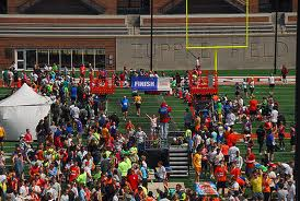 The fifth annual Illinois Marathon went off without a hitch.