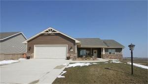 The market looks better and better for homes like this one for sale in Urbana.