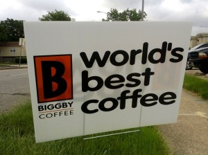 Bigby sign